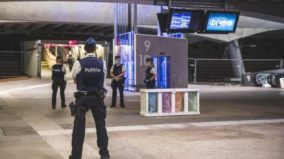 Spoorwegpolitie Gent klist dader van inbraak in Leuven