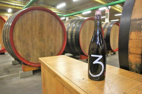 Brouwerij 3 Fonteinen streekproduct Oude Kriek