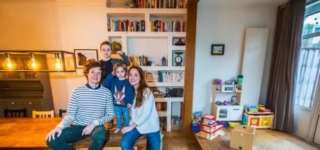 Esmé en Daan verkopen hun bovenhuis 'met eigen karakter': 'Wij hebben de best denkbare onderburen'