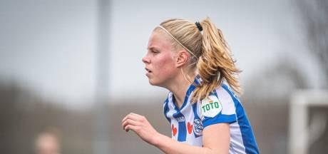Ondanks contractverlenging kopzorgen voor Eef Kerkhof bij Heerenveen