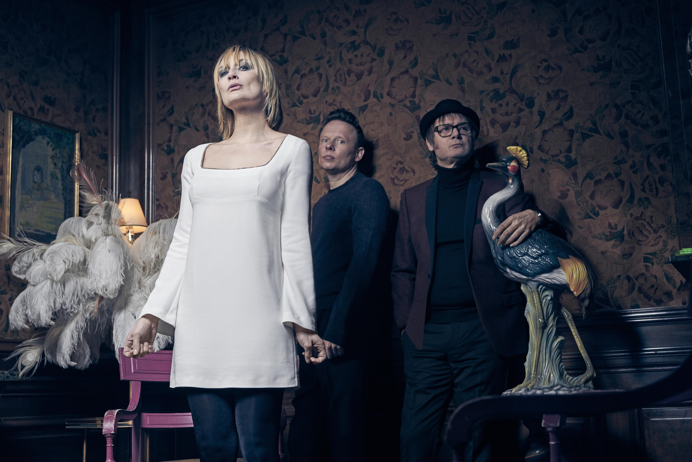 Hooverphonic hoopt met hun single 'The Wrong Place' op een overwinning op het Songfestival