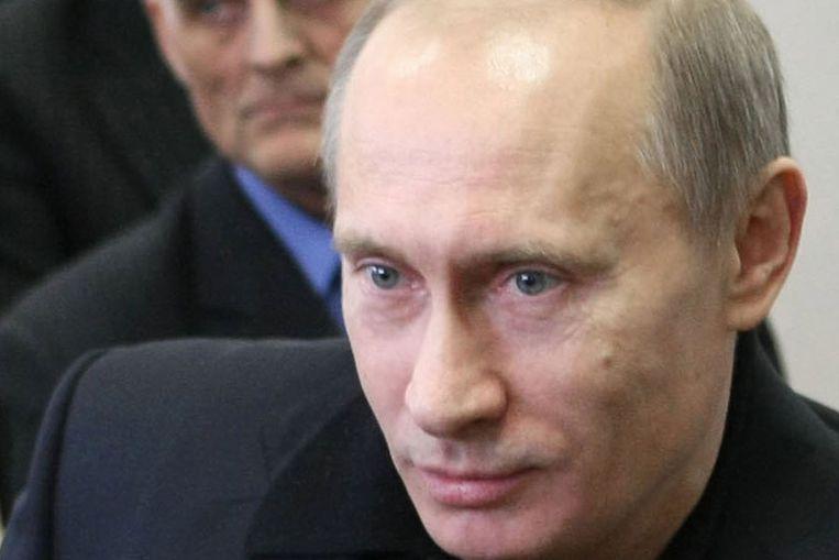Poetin (AFP) Beeld