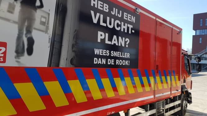 Eerste Facebook Live over brandpreventie bij brandweerzone Westhoek