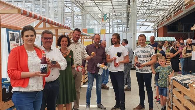 Ferm brengt lokale boeren samen op boerenbelevingsmarkt