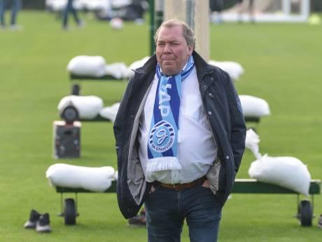 Hans Martijn Ostendorp bemiddelt bij onrustig FC Dinxperlo: stemming gaat woensdag misschien niet door