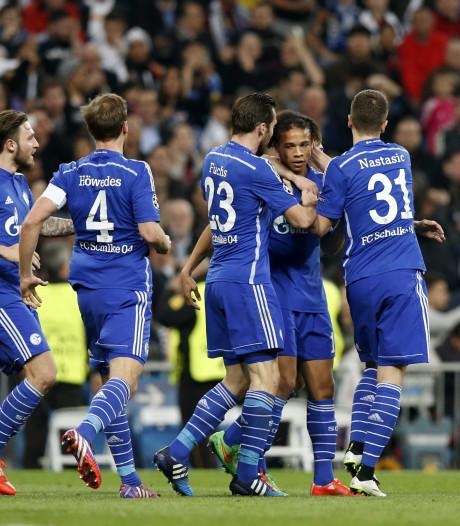 Sané speelt vier jaar na grote doorbraak voor het eerst tegen Schalke
