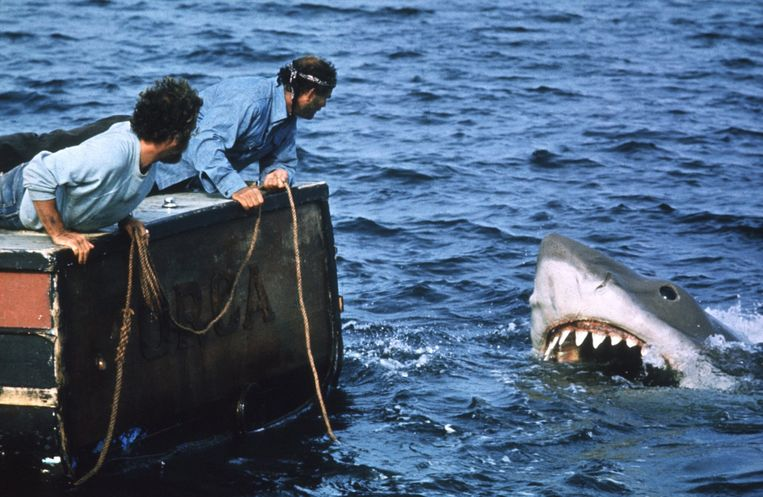 Jaws - movie - Spielberg - 1975 Beeld rv