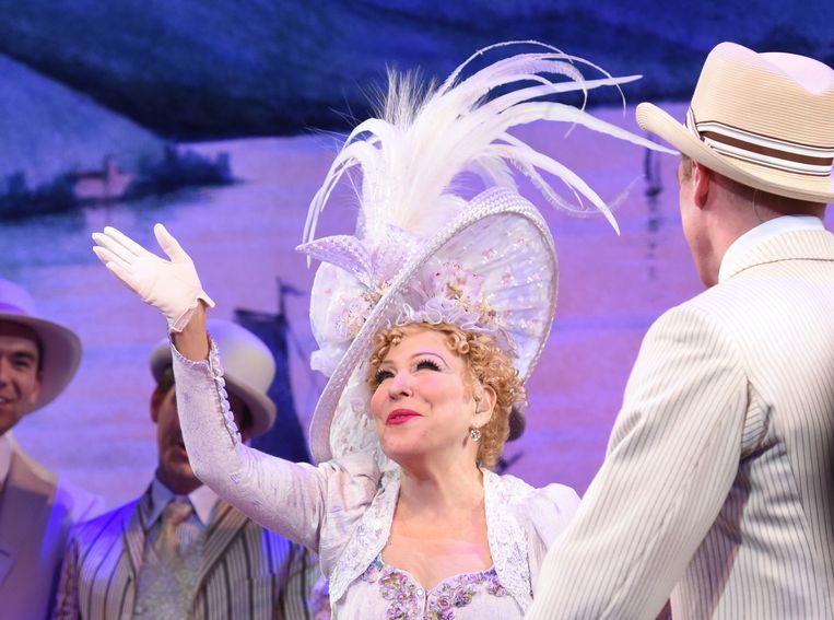 Bette Midler zal de liedjes van Mary Poppins zingen tijdens de Oscars.