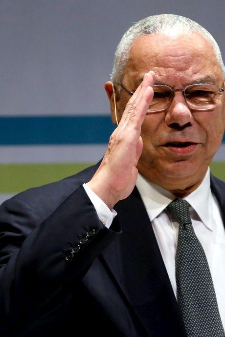 Colin Powell, secrétaire d'État sous George W. Bush, est décédé du Covid