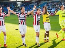 Euroborg eerstvolgende toneel voor poging tot aanhaken Willem II