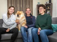 Oma maakte soep, ouders kwamen eerder van het werk: familie hielp voetbalster Aniek Nouwen op weg naar de top