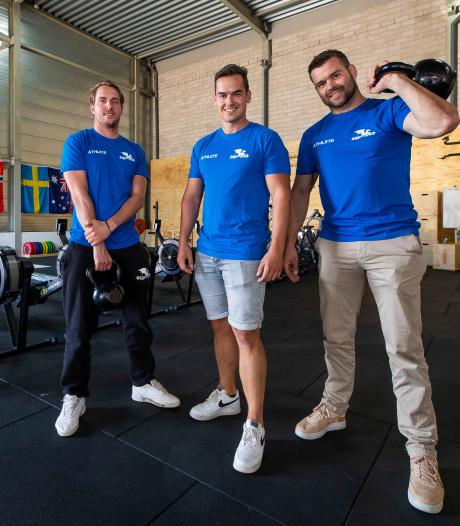 Geen ontblote bovenlijven bij de gewichten van Empelse sportschool