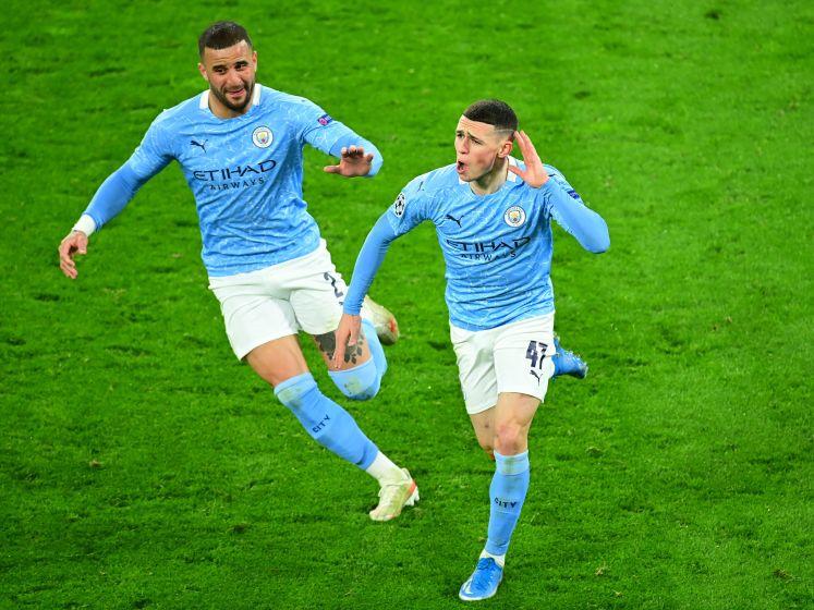 Bekijk hier de samenvatting van Dortmund-Manchester City