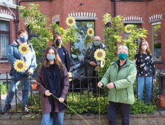 """Groen viert kwarteeuw bestuursdeelname met zonnebloemen: """"Stad in de bloemetjes zetten in plaats van onszelf"""""""