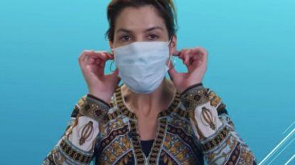 Hier moet je op letten bij het dragen van een mondmasker