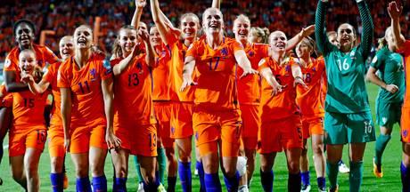 Oranje traint vrijdag openbaar in De Lutte