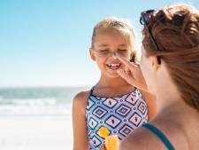 La meilleure crème solaire pour enfants coûte moins de six euros