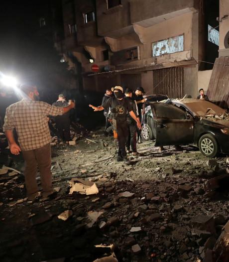 Commandant Islamitische Jihad gedood in Gaza