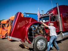 Van Narcos-truck tot Amerikaanse Peterbilt: eerste Tilburgse Truckspektakel showt 85 glimmende giganten