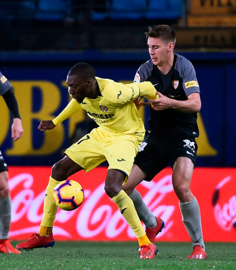 Promes lijdt met Sevilla pijnlijke nederlaag bij Villarreal