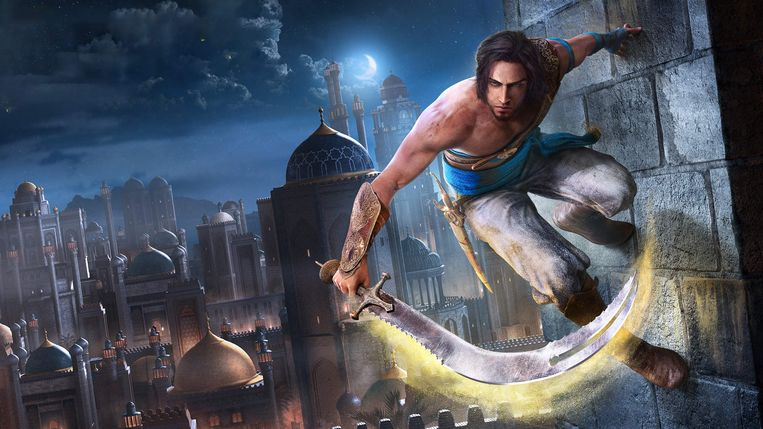 Prince of Persia: The Sands of Time Beeld Ubisoft
