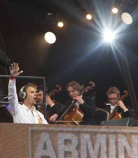 Armin van Buuren overweegt songfestival