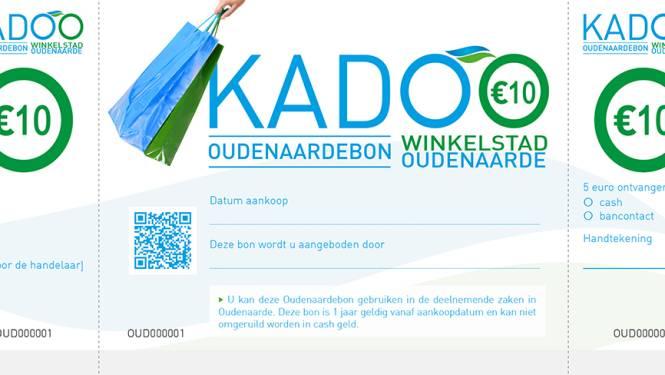 Stadsbestuur lanceert digitale Oudenaardebon en geeft er tijdelijk 20% korting op