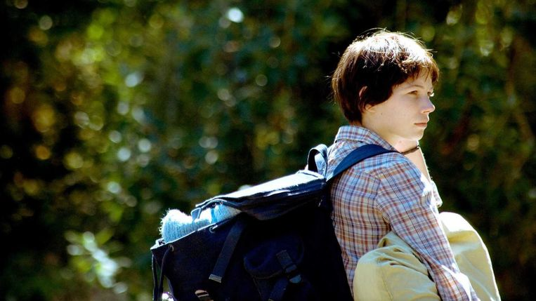 Kelly Reichardt: Wendy and Lucy. Beeld Filmstill