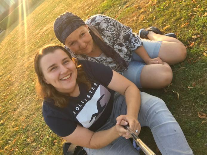 Stephany en dochter Denise waren elkaars beste vriendinnen.