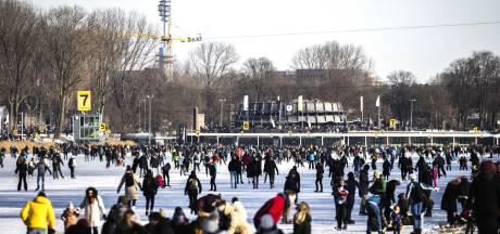 40.000 mensen op SEH door ijsongelukken, ziekenhuizen door voorraad materiaal gebroken heupen heen