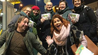 Groen Turnhout steekt pendelaars hart onder de riem