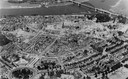 Bron: Regionaal Archief Nijmegen, J.F.M. Trum, GN15641 Centrum Nijmegen bombardement 1944 plein 44 Nijmegen
