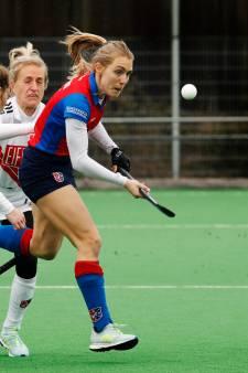 Hockeysters SCHC geven in slotfase zege weg tegen Amsterdam: 'Dit gebeurt ons niet meer'