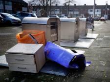 Ondergrondse containers Leerdam zijn overvol: 'Laat je vuilniszak even een dagje thuis staan'