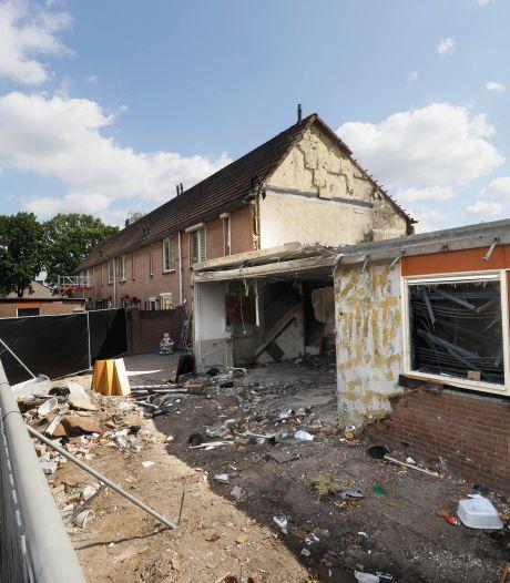Verdachte explosie Lindenholt twee weken langer vast