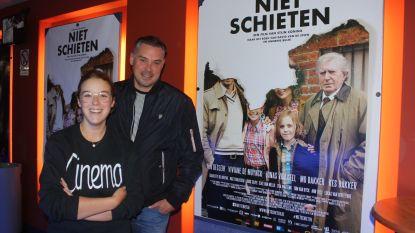 Avant-première 'Niet Schieten' in Cine-Aalst
