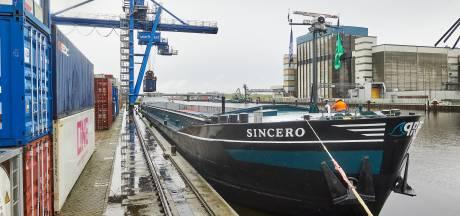Steeds meer bedrijven willen vervoer per water, dus blijft Van Berkel flink groeien