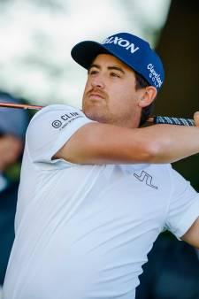 Zweedse golfer Broberg wint Dutch Open, Van Driel gedeeld vierde