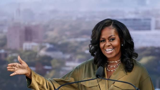 Michelle Obama speelt gastrol in tv-serie 'Black-ish'