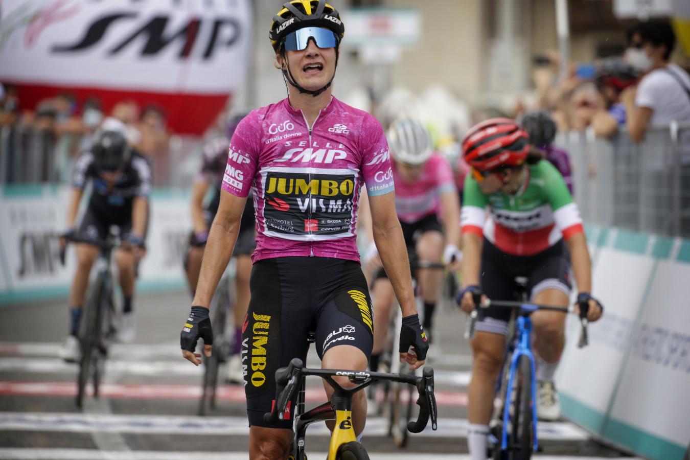 Marianne Vos stapt na twee etappezeges af.
