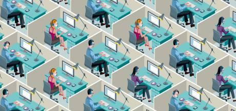 We werken zó efficiënt dat we er eenzaam van worden