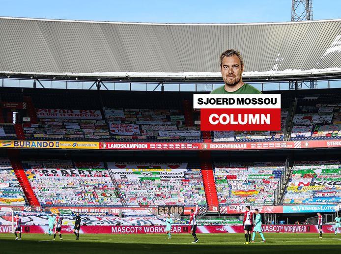 Column Sjoerd Mossou.