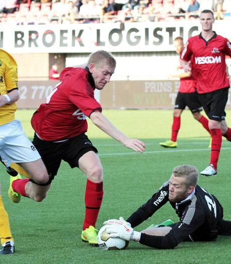 Helmond Sport haalt met Jamie Watt gewenste extra doelman binnen