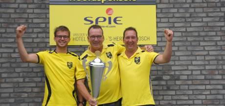 Nulandia wint eerste Maasdonk Cup