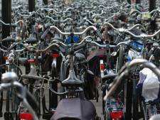Zoveel (elektrische) fietsen werden vorig jaar gestolen in de regio Amersfoort