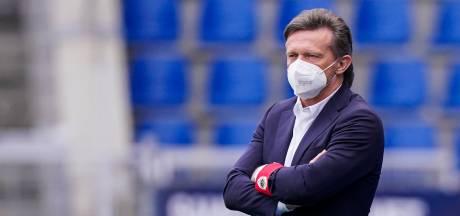 L'Antwerp se sépare officiellement de Franky Vercauteren