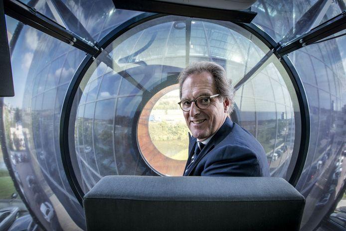 Burgemeester Rombouts in het OOG bij SAP Den Bosch