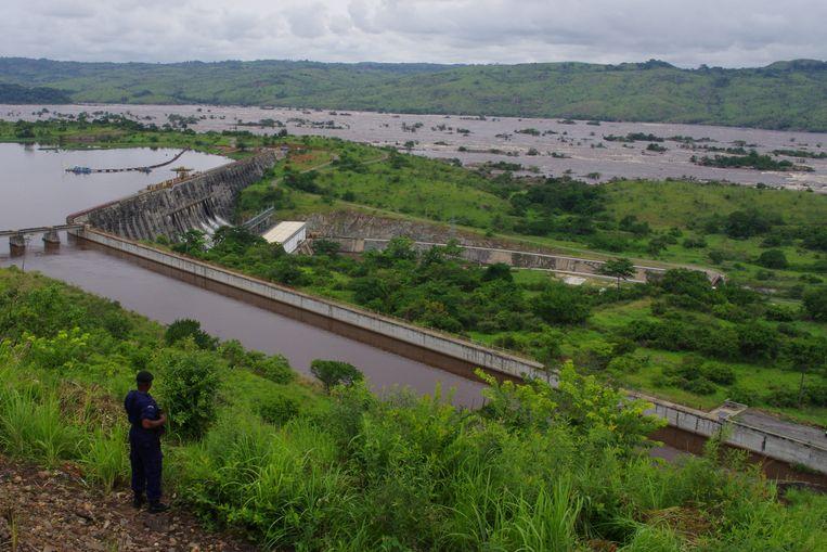 De Congo-rivier. Beeld AFP