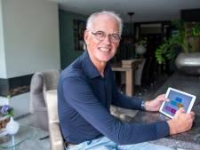 Marcel van Oosterwijk uit Wierden bedenkt onderwijsapp: 'Gelukkig worden, daar gaat het om'