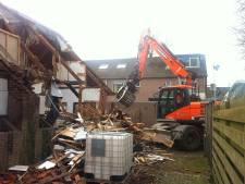 Kleuterschool op omstreden locatie in Apeldoorn gesloopt